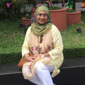 Sultana Parvin Chowdhury